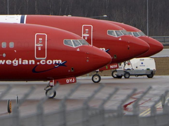 Norwegian Scraps Flights
